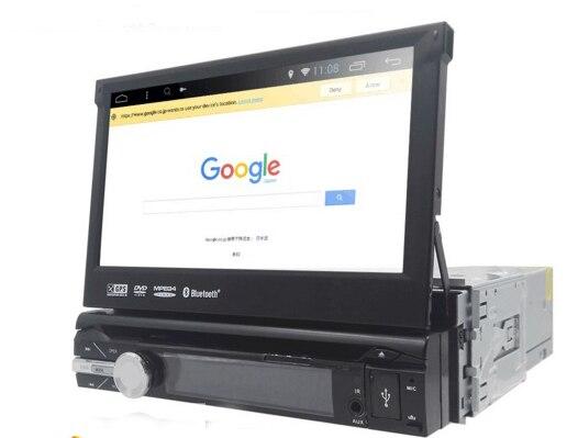 2gb ram único 1din 7 polegada touchscreen 4g wifi android 10.0 carro gps fm rádio estéreo unidade de cabeça media player bt usb sd rds swc mic