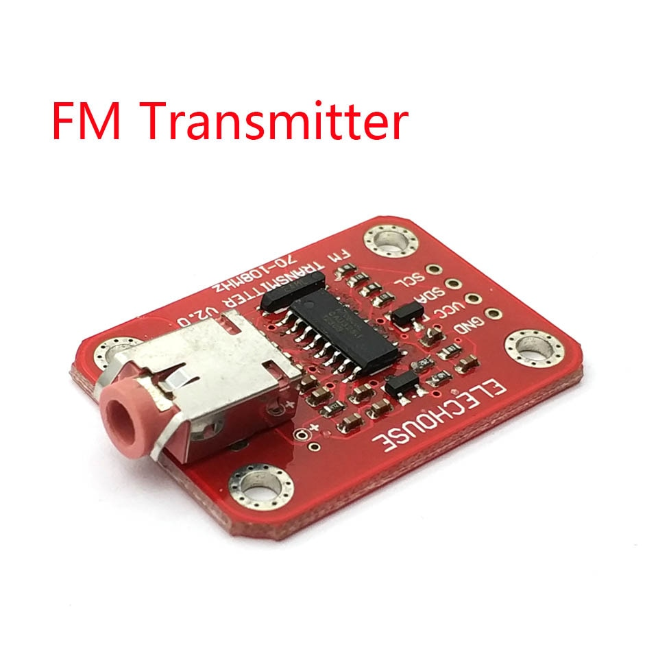FM радио передатчик модуль радио передатчик станция для модуля