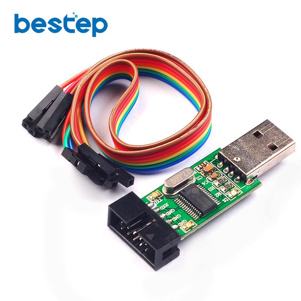 Interfaz USB MSP430F Gama Completa BSL Cable de descarga programador compatible con Win7