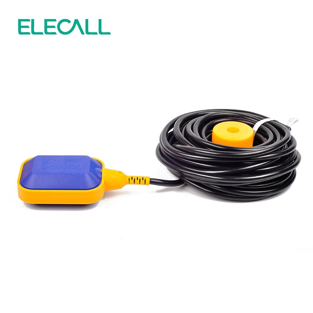 EM15-2  2m 3m 4m 5m 6m 7m 8m  Controller Float Switch Liquid Fluid Water Level Float Switch Controller Contactor Sensor