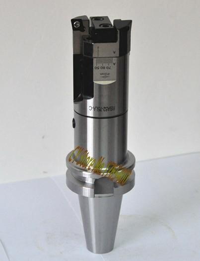 BT40-LBK5-125L M16 أربور RBH 52-70 مللي متر عالية الدقة التوأم بت الخام مملة رئيس تستخدم ل ثقوب عميقة ، RBH52-70 أداة