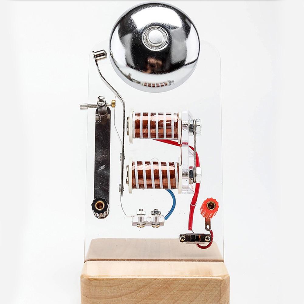 Колокол модель колокол эксперимент оборудование физический электромагнитный эксперимент оборудование школьное оборудование для обучени...
