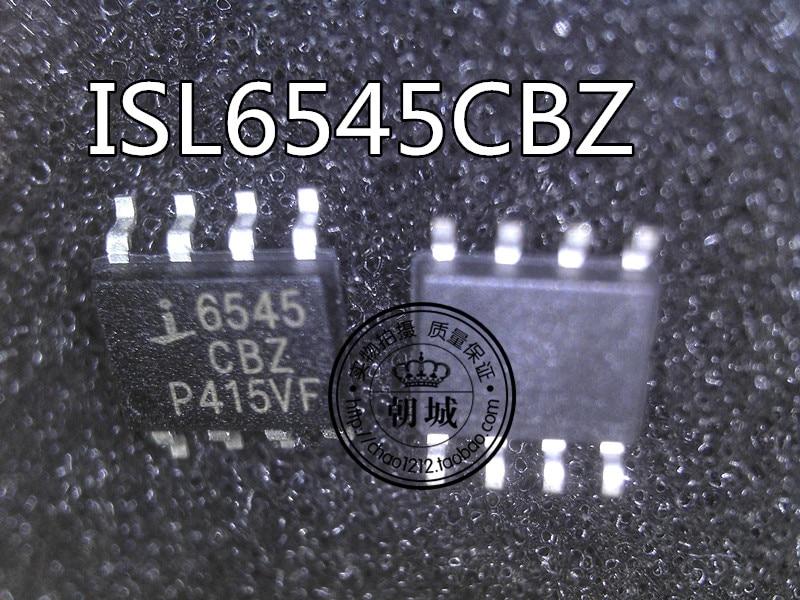 Lot de 10 pièces   ISL6545CBZ ISL6545 6545CBZ