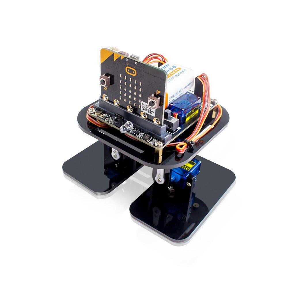 Kit dapprentissage robotique de programmation dapplication bit avec Micro BBC capteur dévitement dobstacles