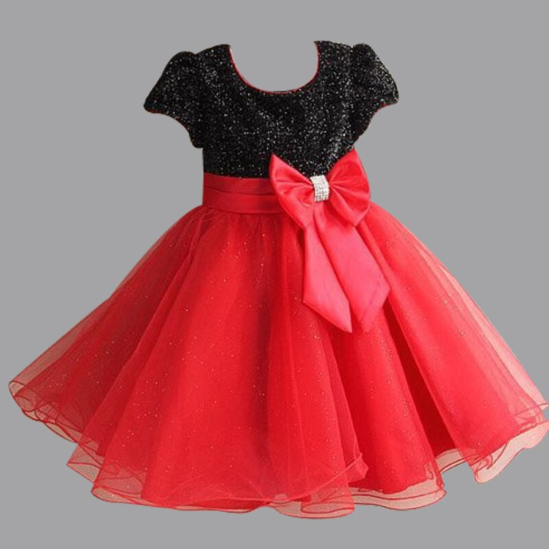 2018 Famouse Kid Dresses Girls Clothes Party Princess Vestidos Nina 3 4  6 7 8  10 12 year birthday Dress Christmas baptism