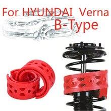 1pair Front Shock SEBS Size-B Bumper Power Cushion Absorber Spring Buffer For Hyundai Verna