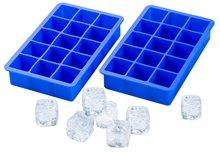 Moule à glaçons silicone de grande taille   15 cavités, bac à glaçons de forme carrée, accessoire de cuisine,