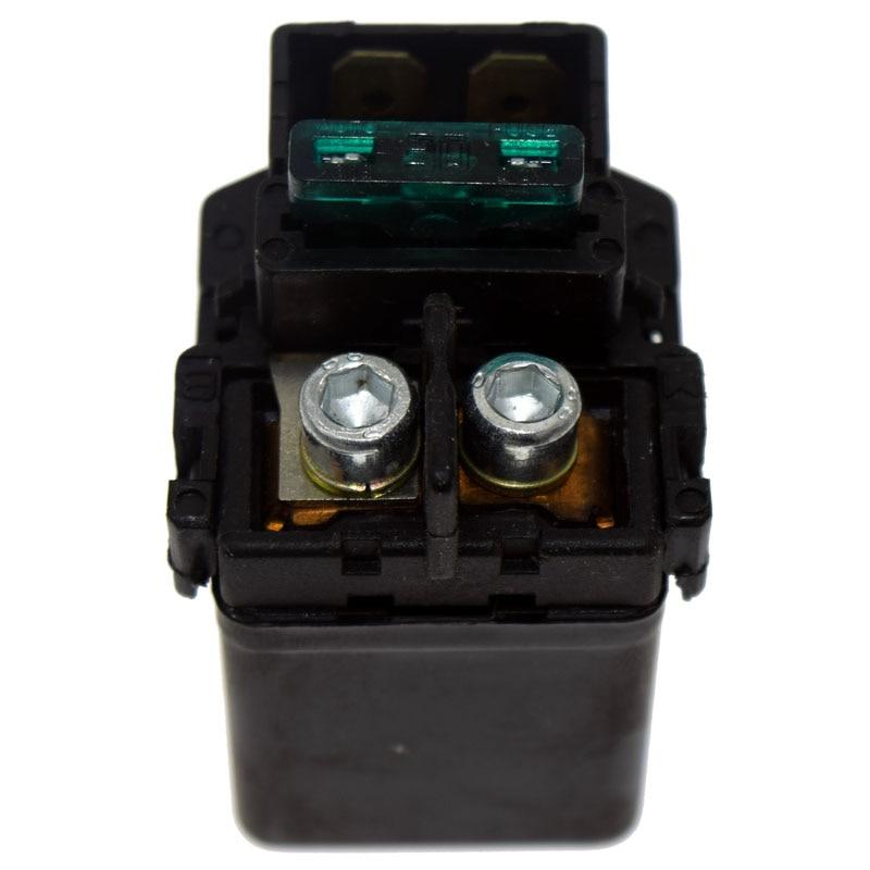 Para Honda FSC600 FSC600A FSC600D FSC 600 2002-2013 ATV Motocicleta Elétrica Starter Solenóide Chave Lgnition Interruptor do Relé de Partida