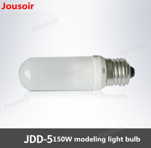 E27 tipo 150W bombilla de luz de modelado JDD lámpara para fotografía studio luz universal tipo CD50 T08