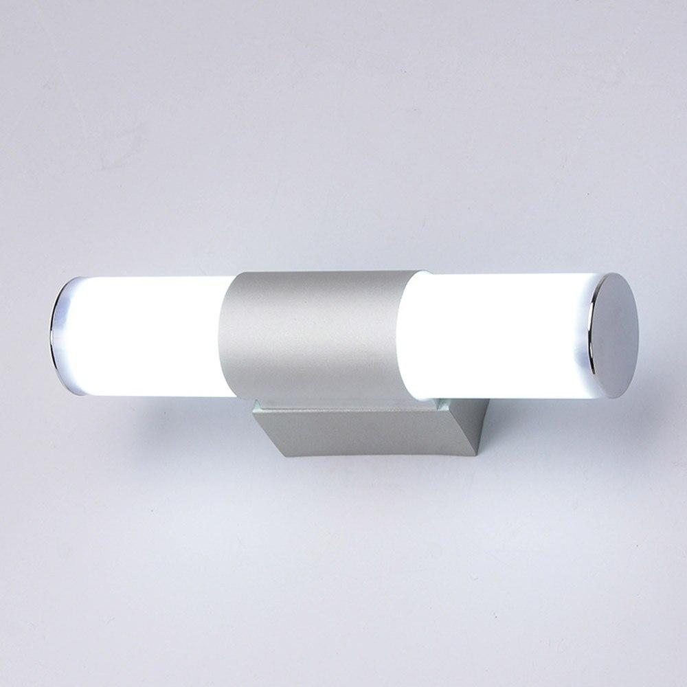 Luces de pared LED 12W 16W 22W luces de espejo de baño lámparas de candelabro de interior gabinete de baño lámpara de espejo lámpara de pared de baño lámpara de luz