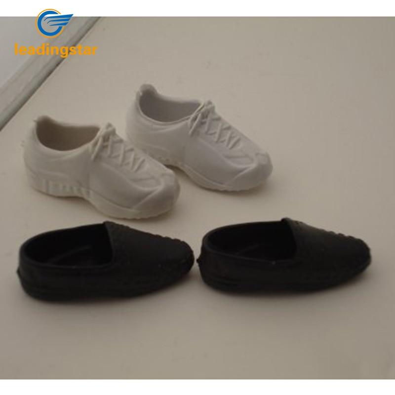 LeadingStar 2 paires mode poupées accessoires poupée chaussures baskets chaussures pour petit ami Ken haute qualité bébé jouet