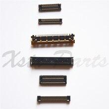 10PCS/lot Touch Screen & lcd Digitizer Glass FPC Connector Plug Board Pin For iPad 2 3 4 mini 2 3 4 5 6 air air2 mini4