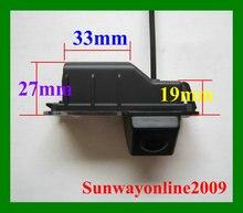 Caméra WIFI  ! SONY Chip caméra arrière sans fil pour VW   Pour Volkswagen Polo V (6R)/ Golf 6 VI/ Passat CC