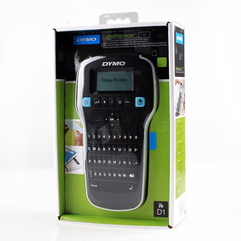 Nuevo original para DYMO LM160 Industrial impresión de etiquetas LM-160 mano portátil etiqueta impresora LM 160 etiqueta adhesiva impresora