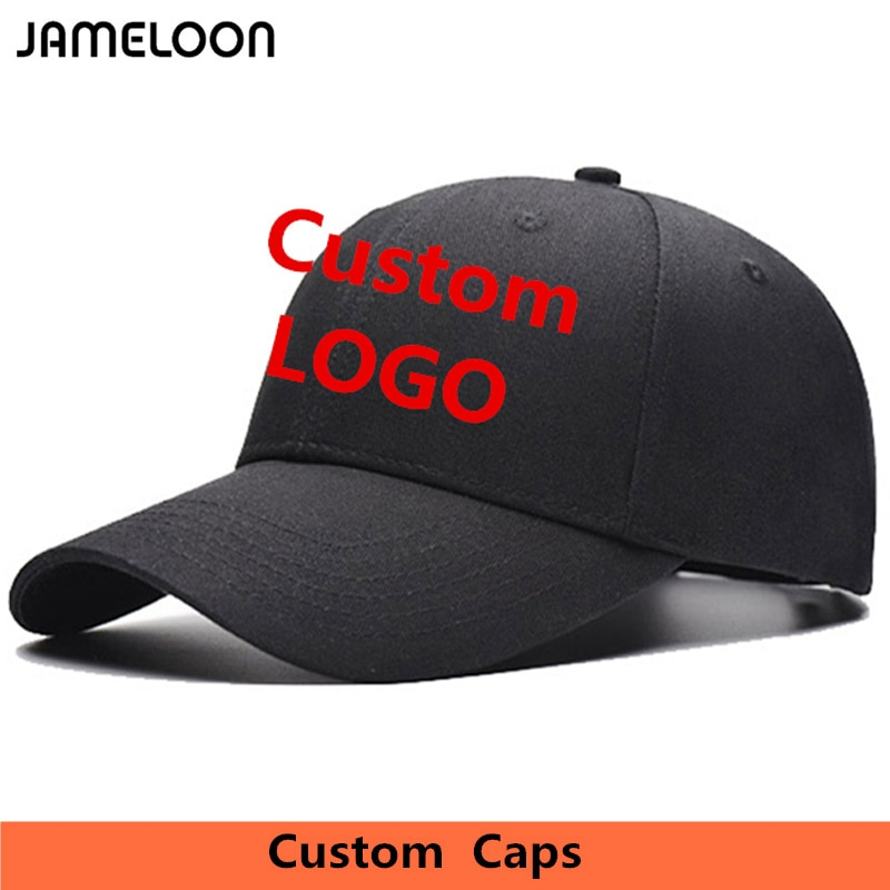 Personalized Custom Baseball Snapback Cap OEM Logo Text Adult Men Women Mesh Adjust Snap Back Trucker Hats Gorras Free Shipping