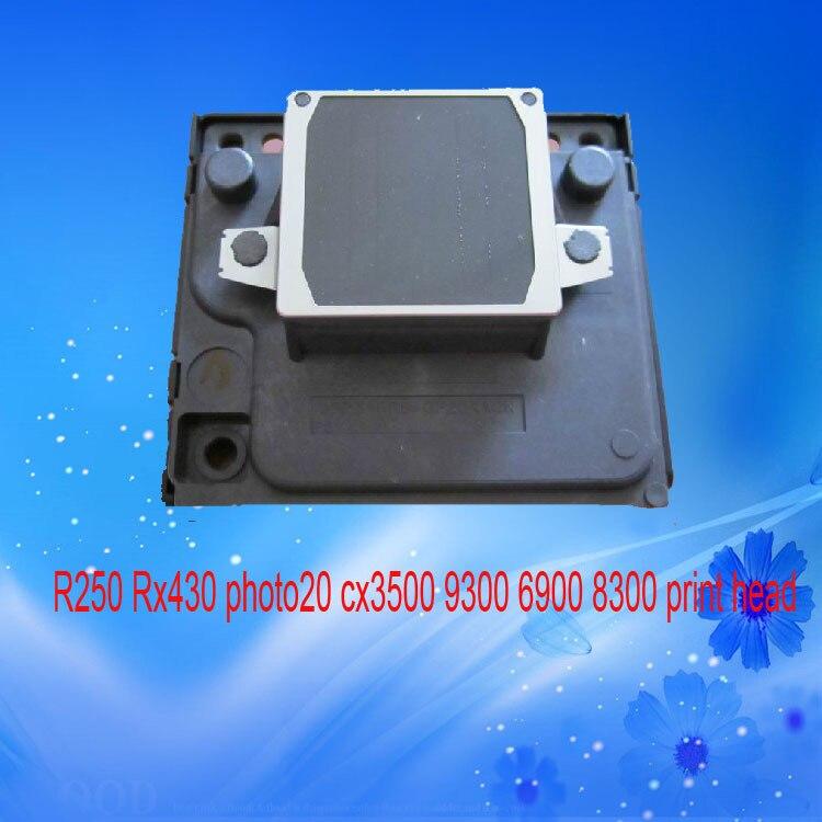 Оригинальная печатающая головка R250, печатающая головка для Epson RX430 R240 RX245 RX425 RX520 TX200 NX415 TX400 TX409 TX410 RX430, печатающая головка