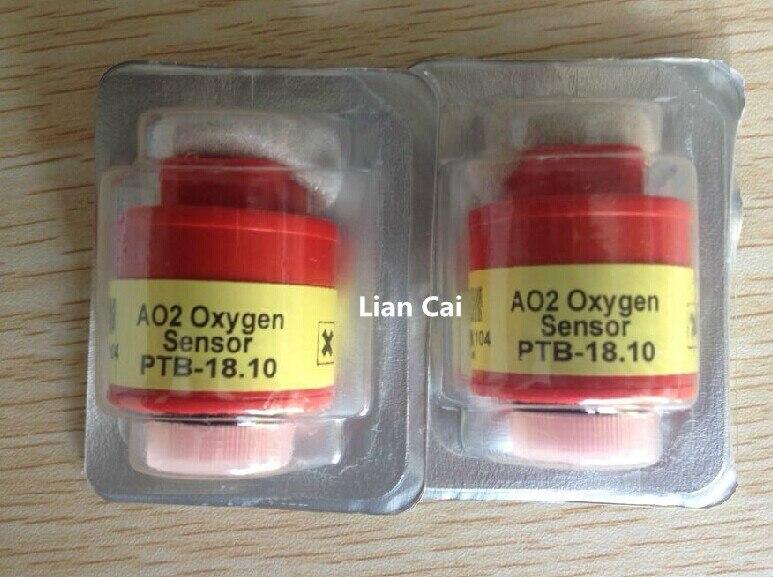 شحن مجاني 100% جديد الأصلي مدينة الأكسجين الاستشعار AO2 ptb-18.10