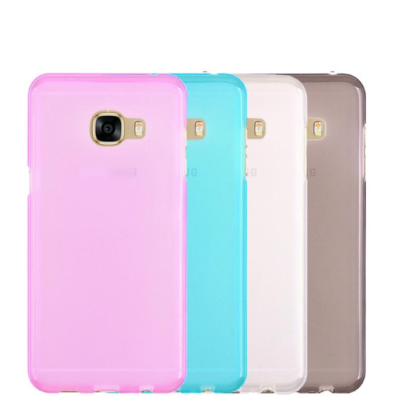 Navio rápido Para Samsung Galaxy Em 7 UltrathinSoft On7 2016 Da Tampa Do Caso TPU Claro Capa Protetora 5.5 para Galaxy J7 prime/On Nxt