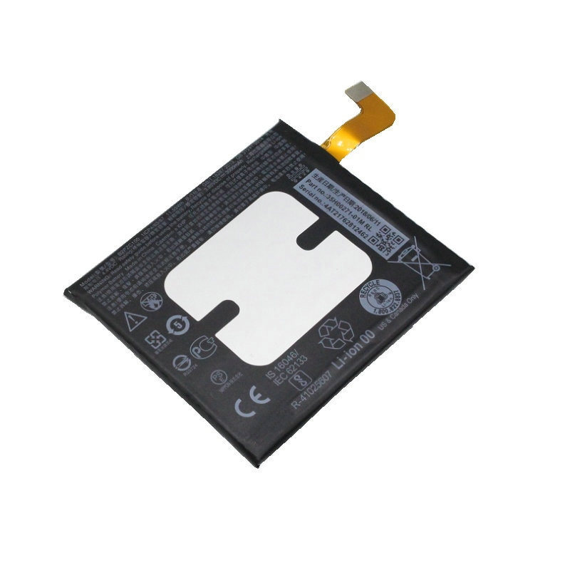 5 unids/lote 3000 mAh/11.55Wh B2PZC100 teléfono batería de reemplazo para HTC U-3U U11 601HT Sprint 2PZC5 batería pila