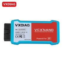[US/UK Ship]WIFI version VXDIAG VCX NANO for Mazda 2 in 1 with V109 VXDIAG for Mazda With WIFI
