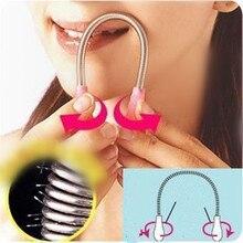 2 pcs Facial Haar Snor Remover Lente Threader Epilator Gezicht Cleaner Beauty Tool