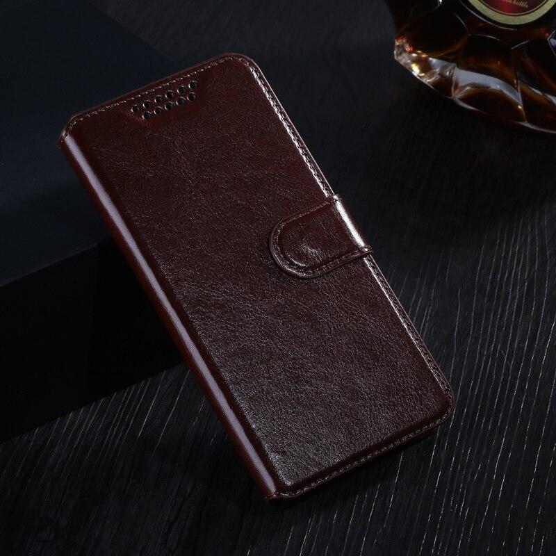 Funda de teléfono de cuero tipo billetera con tapa para Motorola Moto G6 G5S G5 G4 Plus Z2 Z Play M cubierta de soporte de libro