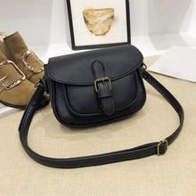 Woman Bag Leather Shoulder Messenger Satchel Tote Crossbody Handbag bag for women bolsa masculina sac femme schoudertas dames