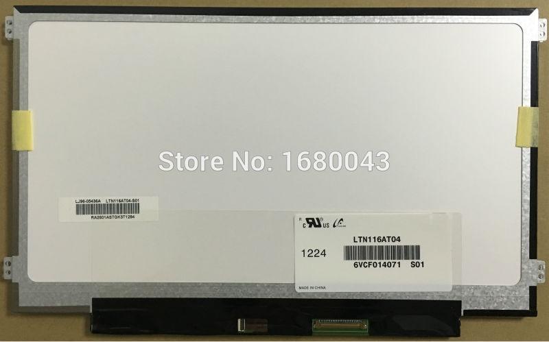 LTN116AT04 صالح N116BGE-LB1 L41 LP116WH2 TLN1 B116XW01 B116XW03 CLAA116WA03A 11.6 ضئيلة جديد محمول LCD شاشة لوحة
