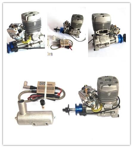 Control remoto, Avión RC/avión, Motor de Gas de dos tiempos, Motor 25CC-35CC GT25/GT35, Motor de gasolina Compatible con O.S