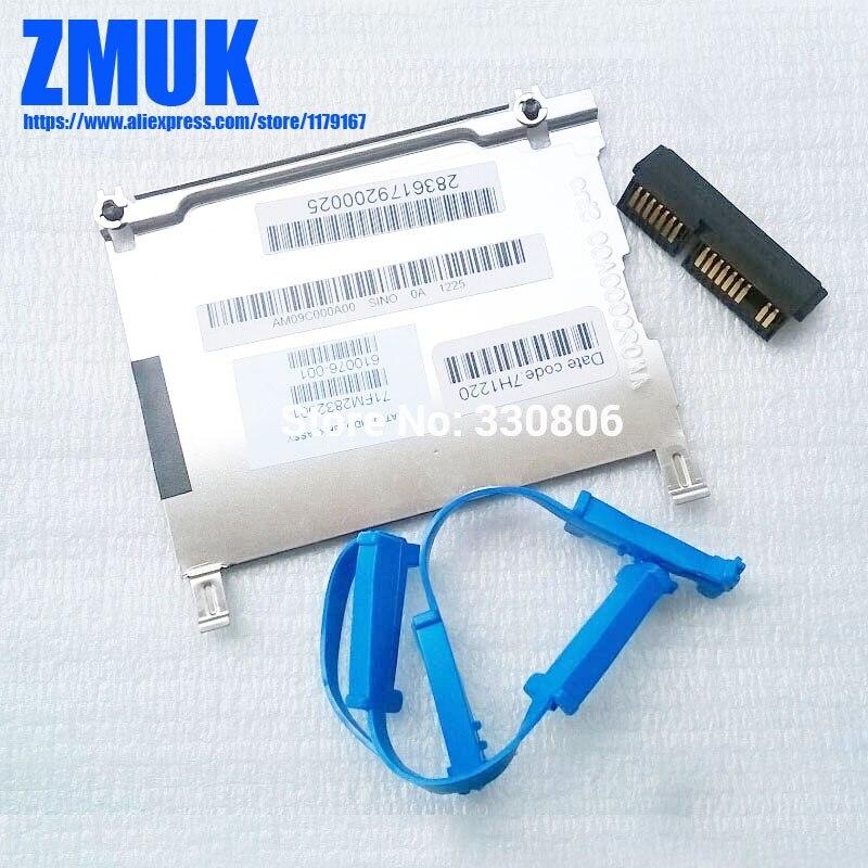 "1,8 ""adaptador de disco duro SSD KIT para hp EliteBook 2540p Serie P/N 610076-001 (2011)"