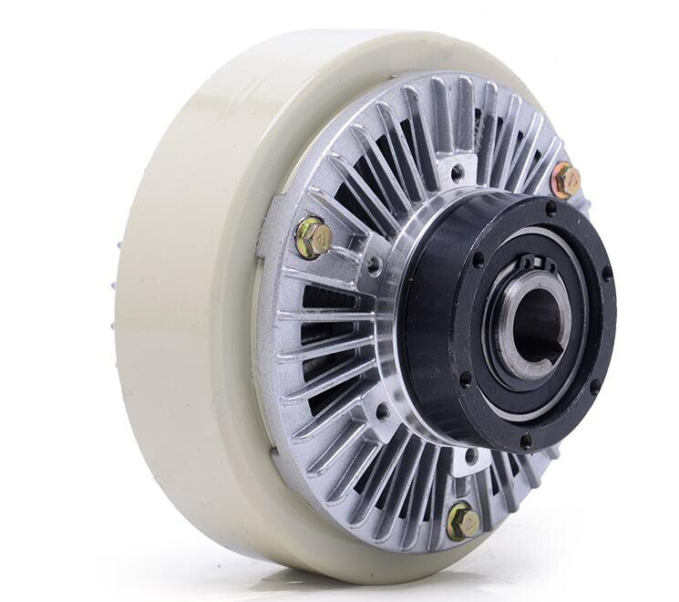 Hollow Shaft Clutch Magnetic Powder Brake for Printing Machine Slitting Machine 24V FL-B-25