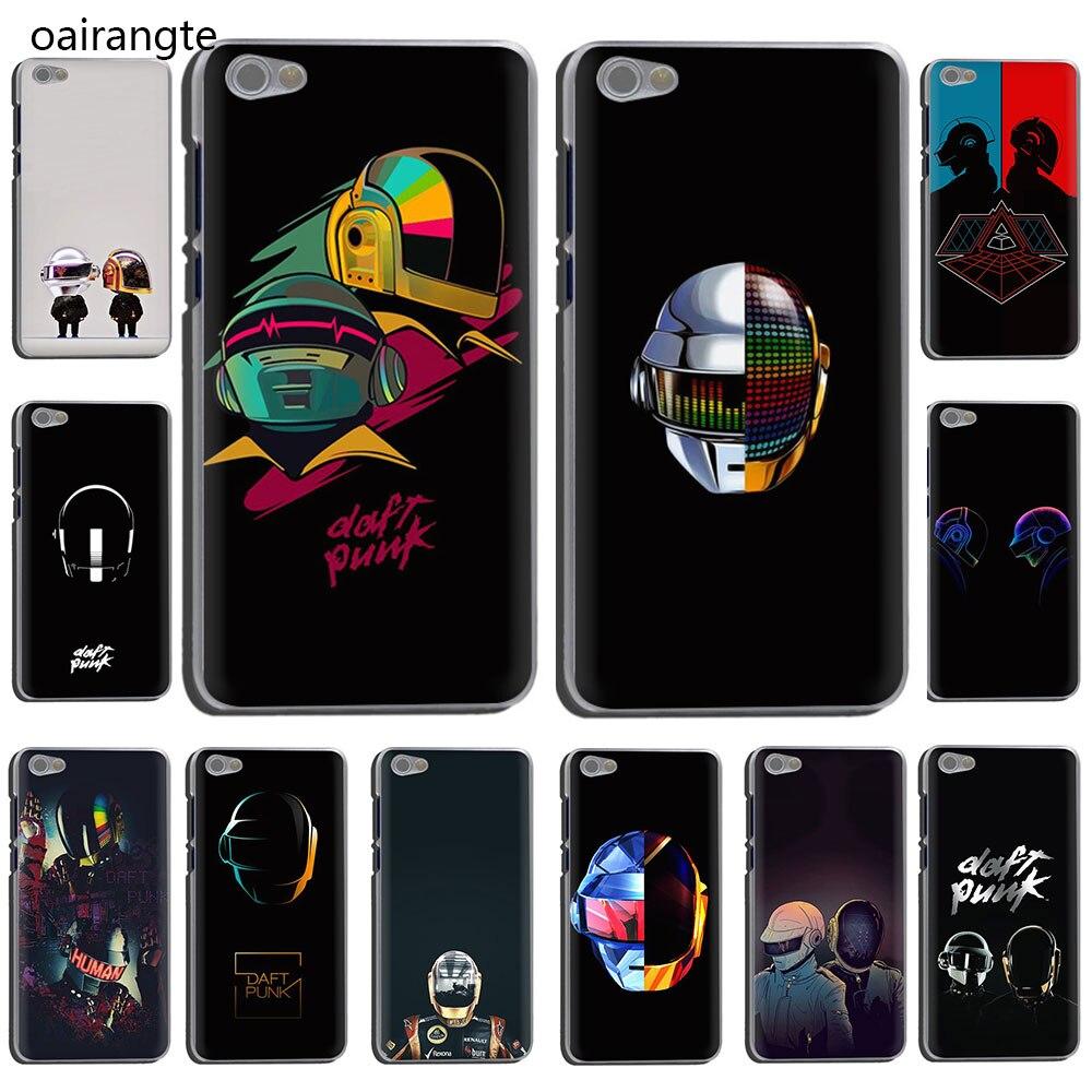 Daft Punk duro funda de teléfono para Xiaomi Redmi K20 7 A 6A 4A Nota 7 6 5 4 3 Plus Pro 4X 5A primer