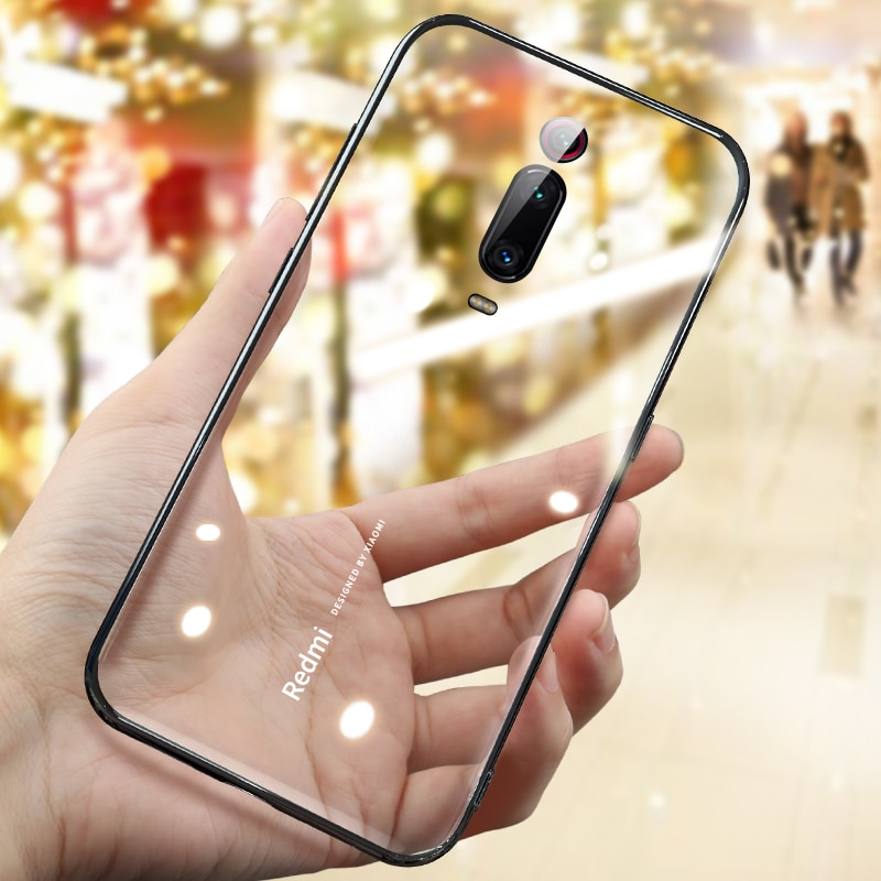 For Xiaomi Mi 9T Case 3D Laser Plating Luxury TPU Soft Clear Cover For Xiaomi Xiomi Mi 9 T 9T Pro Mi9T Bright Crystal Phone Case