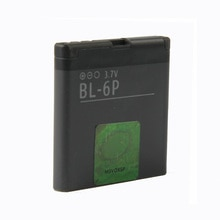 Original BL-6P phone battery for Nokia battery For Nokia 6500C 6500 classic 7900 Prism 7900P BL 6P BL6P 830mAh