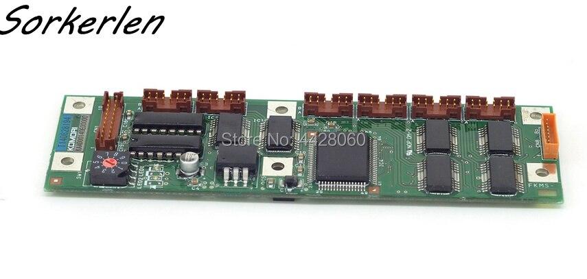 5ZE8600400... 5ZE-8600-400... 5ZE6701030... 5ZE-6701-030... FKMS... PCH864... Komori tinta original key drive de Komori original espaà a
