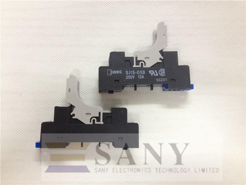 [SANY] реле Izumi socket SJ1S-05B Spot (RJ1S-CL-D24 специальное основание)-10 шт./лот