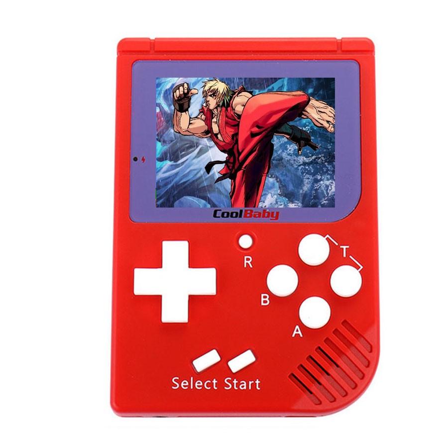 Coolbaby-mini consola de mano portátil RS-6, 8 bits, 2,0 pulgadas, LCD a...