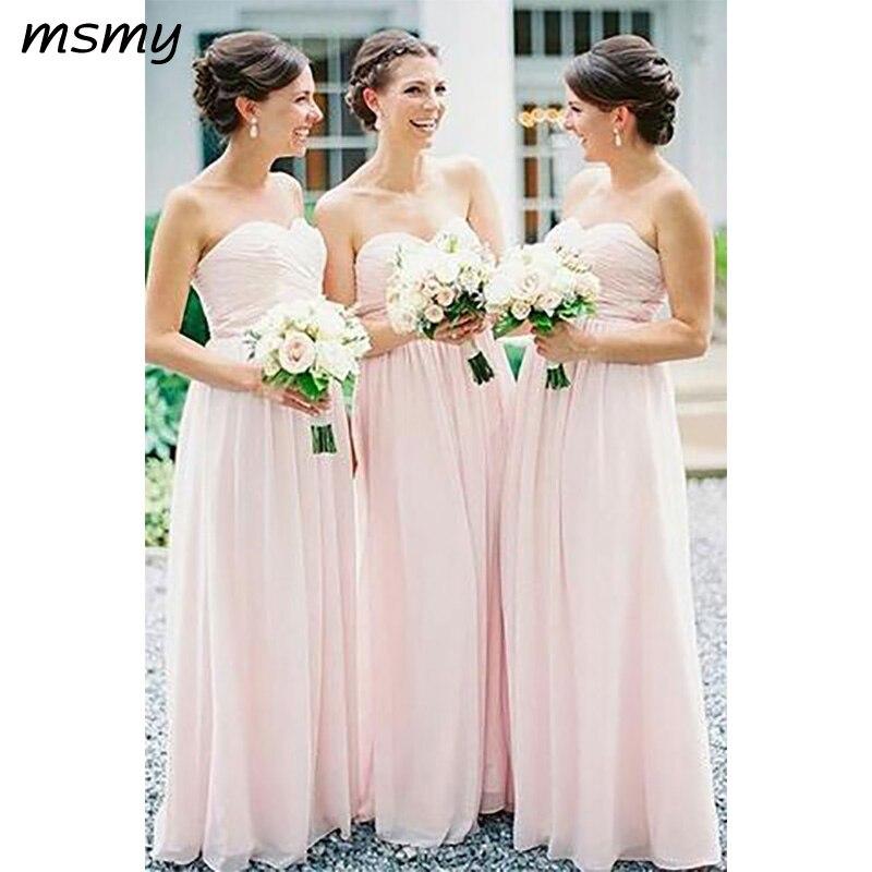 Нежные Платья Подружек Невесты
