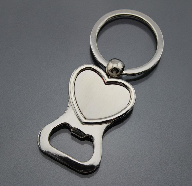 Personalizado regalo de boda para los invitados amor abrebotellas llavero personalizado regalo...