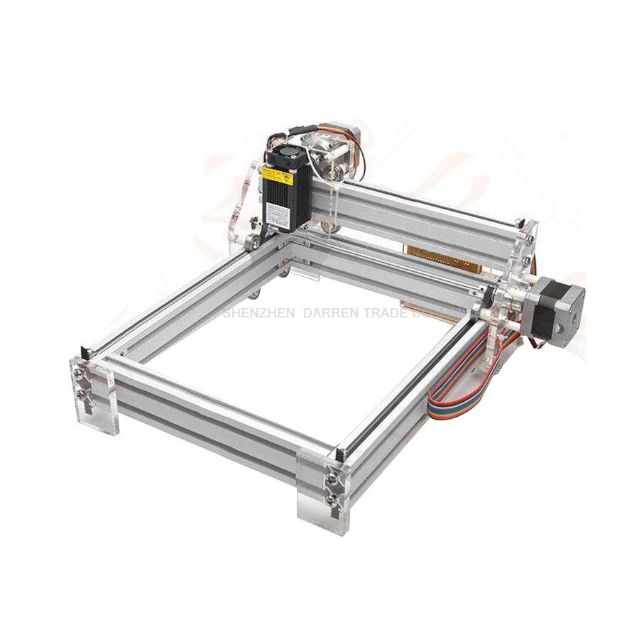 1500 МВт DIY мини лазерный гравировальный станок с ЧПУ DIY Лазерный гравер гравировальный станок фотография ЧПУ принтер