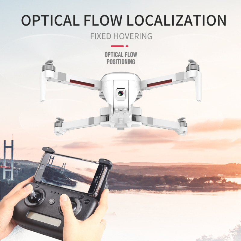 Professional GPS Auto Follow Me 5G WIFI FPV Brushless Selfie Foldable GPS Optical Flow Dual Positioning 4K Ultra HD RC Drones enlarge
