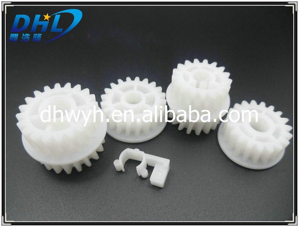Frete grátis novo compatível Fuser Drive Gear assembly para HP P3005 CB414-67923 RU5-0956-0957 ru5 RU5-0958 RC2-0657 RU5-0959