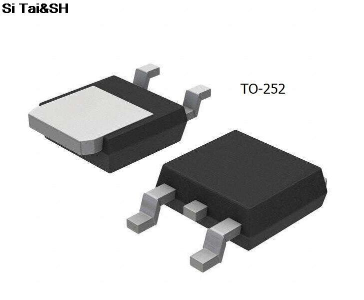 10 шт./лот D4454 AOD4454 A0D4454 24454 TO252 MOS транзистор жидкий кристалл новый оригинальный