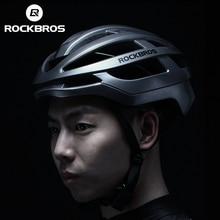 ROCKBROS 2019 Cycling Helmet Men Bicycle Ultralight Integrally-molded Helmet Women MTB Road Mountain Bike Breathable Aero Helmet