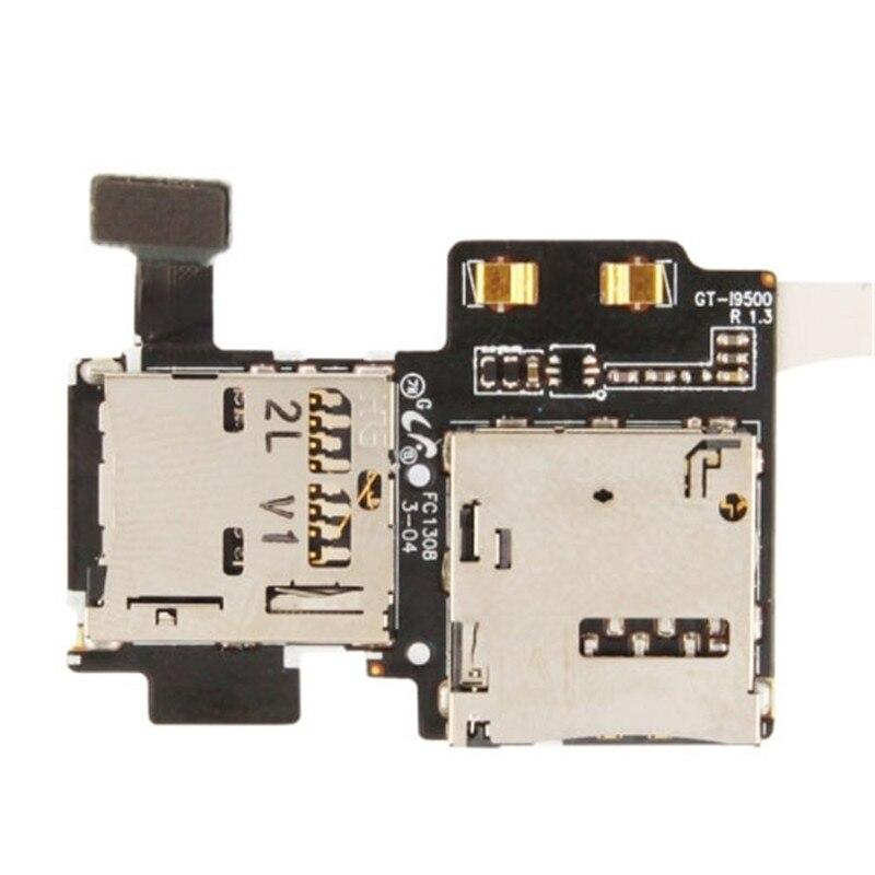 Original Card Flex Cable for Galaxy S IV / i9500