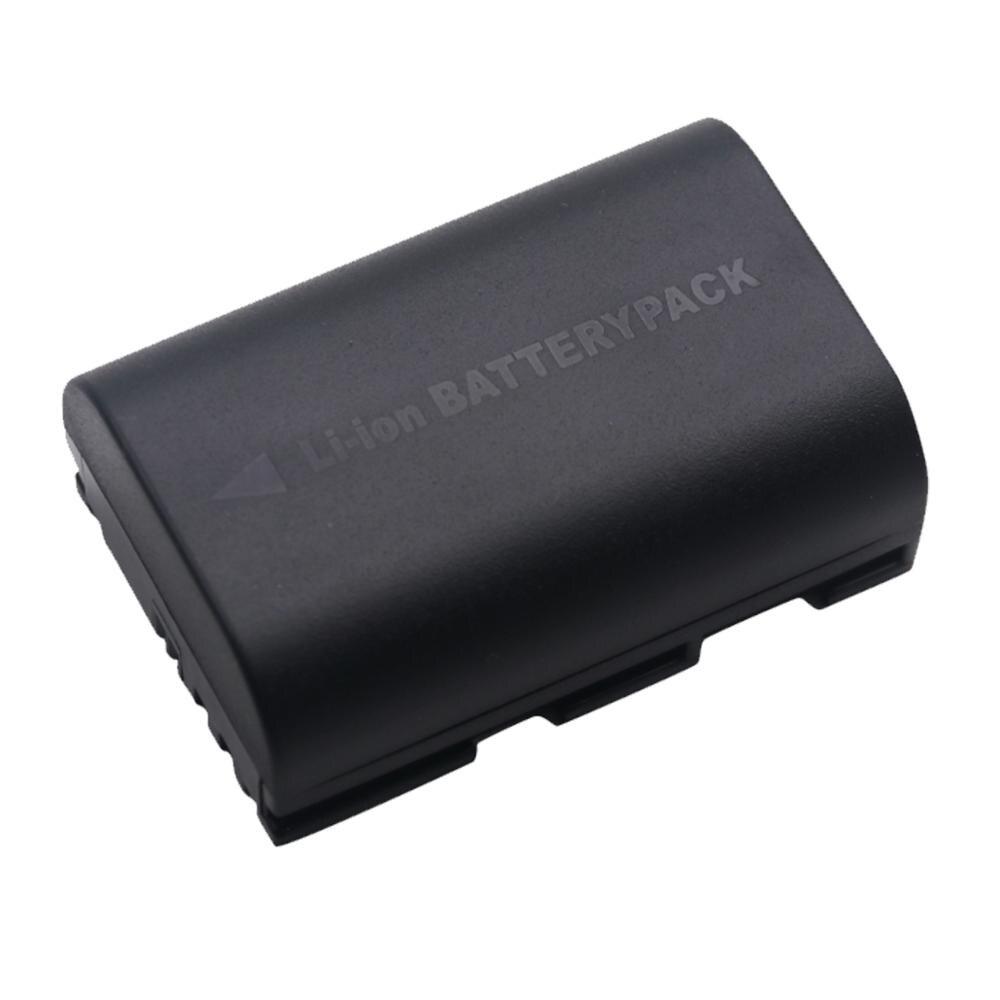 2pcs Lp E6 Lpe6 Lp E6 Lp E6n Battery For Canon Eos 5d Mark Iv 5d2 5ds R Mark Ii 2 Iii 3 6d 60d 60da 7d 7d2 7dii 70d Battery Digital Batteries