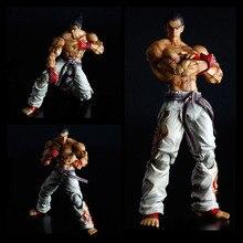 ARTS de la scène 25cm Tekken KAZUYA MISHIMA figurine modèle jouets