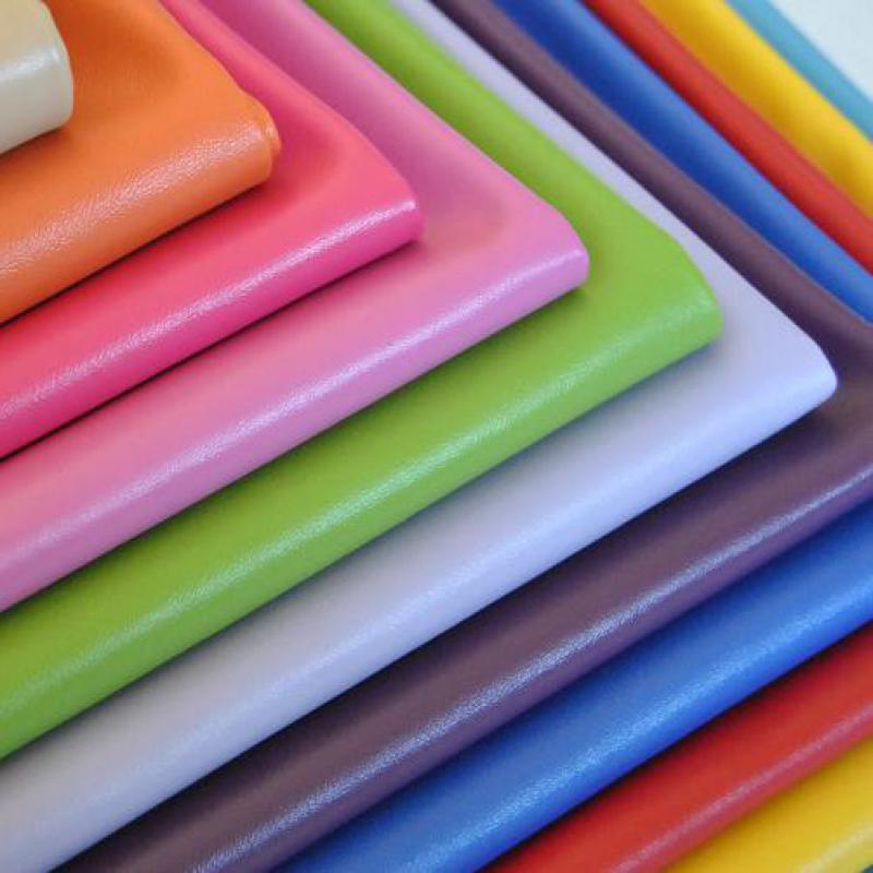Tela de cuero de imitación de cuero sintético suave para sofá, guantes,...