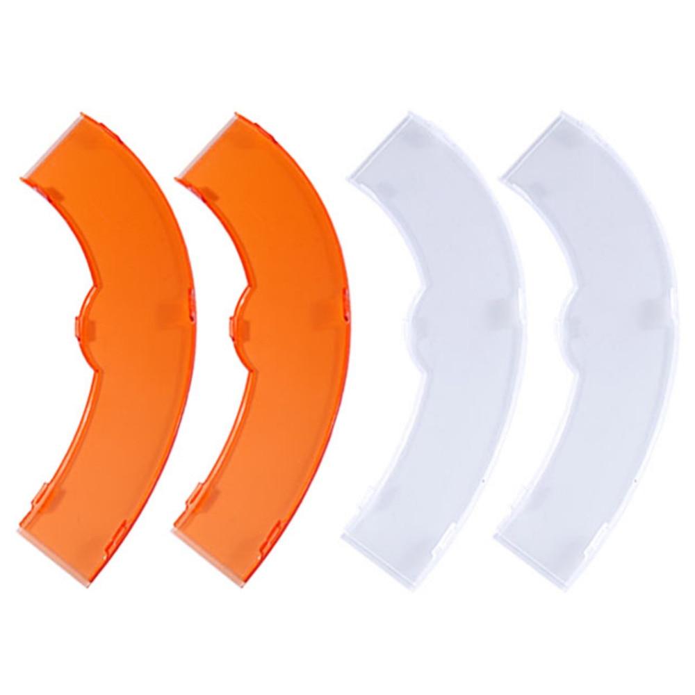 Neewer naranja + juego de filtros de Color blanco para Neewer 14 pulgadas/36 cm 50W (equivalente a 400W) 5500K Luz de anillo/36W Luz de anillo regulable