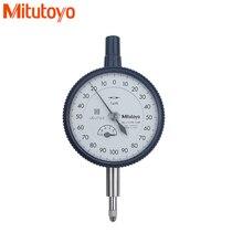 100% réel japon Mitutoyo cadran indicateur 2109S-10 0-1mm/0.001mm cadran jauge de Test micromètre outils de mesure